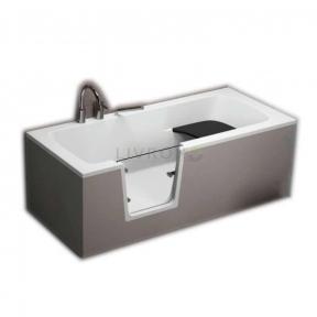 Акриловая ванна Polimat Vovo 170x75 + ножки + передняя и боковая панели