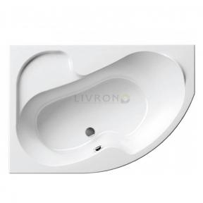 Акриловая ванна Ravak Rosa I левая 150 (CK01000000)
