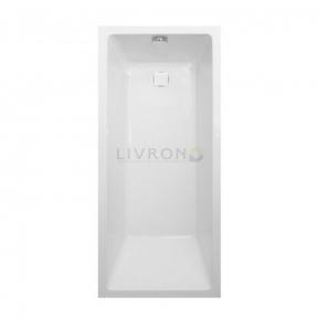 Акриловая ванна Vagnerplast Cavallo 150 VPBA157CAV2X-01/NO + ножки