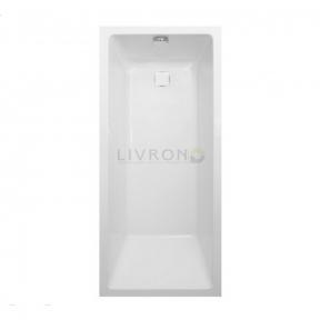 Акриловая ванна Vagnerplast Cavallo 160 VPBA167CAV2X-01/NO + ножки