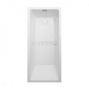 Акриловая ванна Vagnerplast Cavallo 170 VPBA170CAV2X-01/NO + ножки