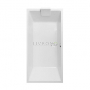 Акриловая ванна Vagnerplast Cavallo 180 VPBA180CAV2X-01/NO + ножки