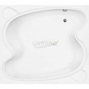 Акриловая ванна Vagnerplast Hellios 194 VPBA197HEL2X-04/NO + ножки