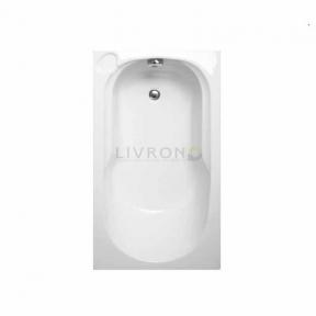 Акриловая ванна Vagnerplast Nike 120 VPBA127NIK2E-01/NO + ножки