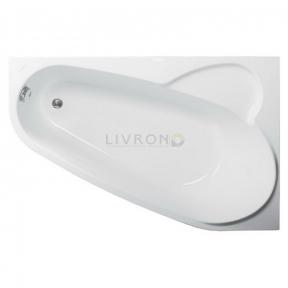 Акриловая ванна Vagnerplast Selena 160 правая VPBA163SEL3PX-01/NO + ножки