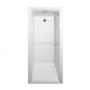 Акриловая ванна Vagnerplast Veronella 160 VPBA167VEA2X-01/NO + ножки