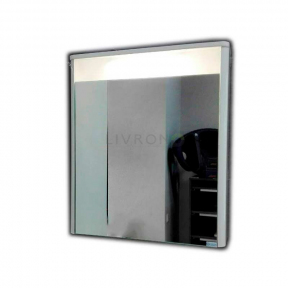 Зеркальный шкафчик Fancy Marble MC-Santorini 60 белая