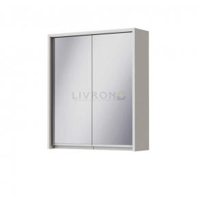 Зеркальный шкаф Juventa Savona SvМ-60 белый