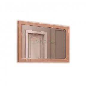 Зеркало на основе Marsan Patricia 1000 капучино