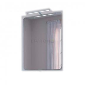 Зеркало на основе со светильником Marsan Adele 900х700