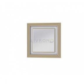 Зеркало на основе Botticelli TREVISO ТM-80 белый медь