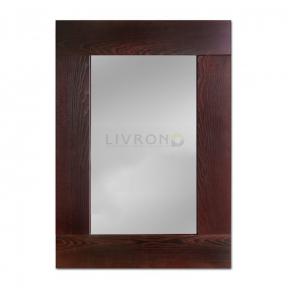 Зеркало в деревянной раме Livron Lidiana